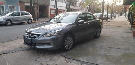 Honda Accord 2.4 Ex-l At G8 2012