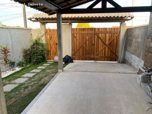 Duplex Para Venda Em Saquarema, Jaconé (sampaio Correia), 3 Dormitórios, 1 Suíte, 3 Banheiros, 1 Vaga - 3155_2-1158597