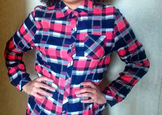 Camisa Xadrez Chic