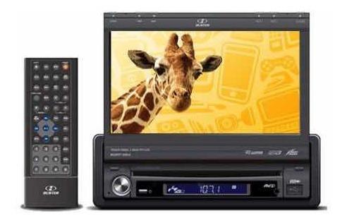 Dvd Automotivo Hbd 9650 Com Monitor Retrátil 7gps H-buster