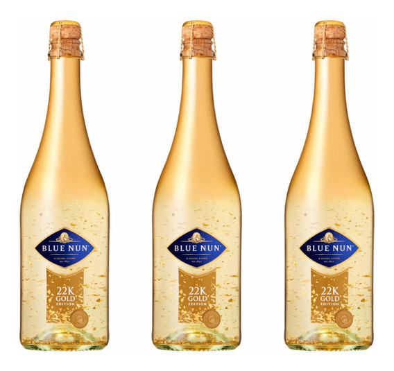Vino Blue Nun Gold Edition 750 Ml