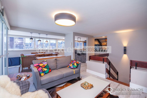 Imagem 1 de 30 de Cobertura, 3 Dormitórios, 212.34 M², Auxiliadora - 155112