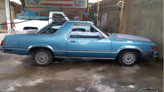 Ford Zephir Futura, Año 1980