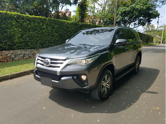 Toyota Fortuner Fortuner 2.7 Sw4 At 4x2 2018