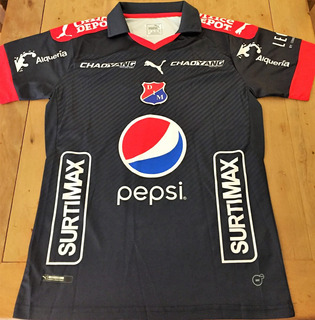 Camisa Independiente Medellin Caicedo #9 Liga Colombiana
