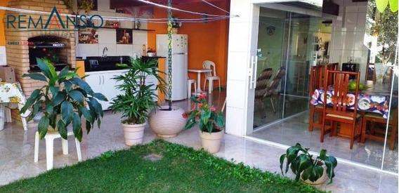Casa 03 Dorm - Villa Flora - Hortolândia - 201966