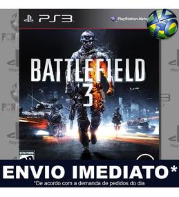 Battlefield 3 Ps3 Midia Digital Psn Envio Imediato
