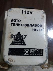Transformador Bivolt Usado 1050va