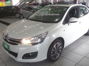 Citroën C4 Lounge Exclusive 1.6 Flex 2017 Branco