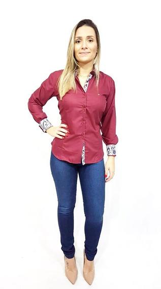 Kit 4 Calça Jeans Feminina Plus Size Skinny Lycra Do 36 A 62