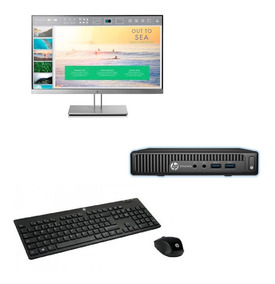 Computador Para Empresas A10 8gb 1tb Win10 Pro Monitor Multi