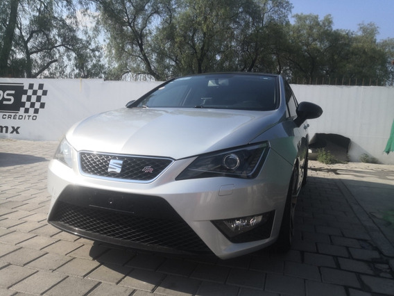 Seat Ibiza 1.2 Fr Turbo 5p Mt 2015