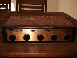 Amplificador Valvular Monoaural Harman Kardon Melody Ii 20w