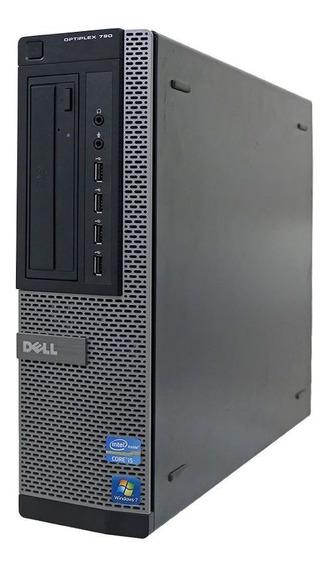 Cpu Desktop Dell Core I-5 3.10ghz 4gb Ram Ssd 240gb Win10