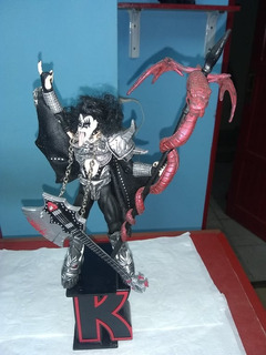 Gene Simmons Demon Mc Farlane 18 Cms