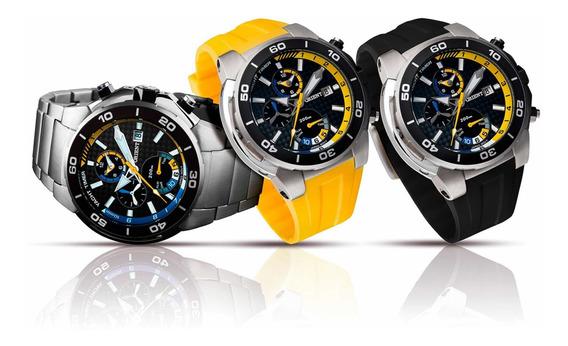 Relógio Masculino Orient Yacth Timer Mbttc007 P1gx