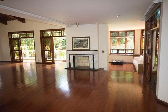 Casa Em Condomínio Para Locação Em Santana De Parnaíba, Tamboré I, 5 Suítes, 7 Vagas - 2845_2-391780