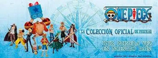 Colección Figuras One Piece - Salvat