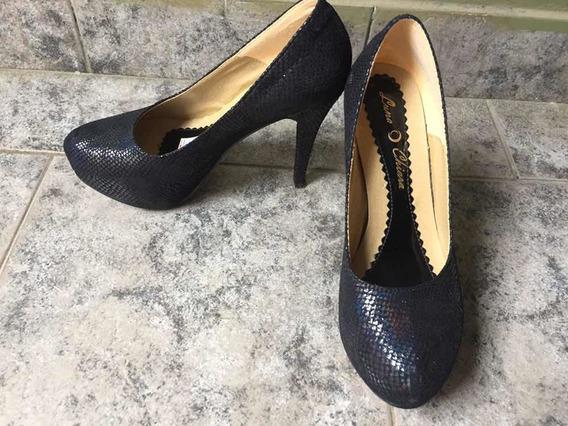 Zapato De Vestir Sin Uso !!de Luna Chiara