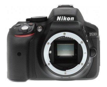 Câmera Nikon D5300 (somente Corpo)