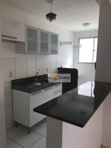Apartamento Com 2 Dormitórios À Venda, 52 M² Por R$ 205.000,00 - Jardim Nova Europa - Campinas/sp - Ap7907