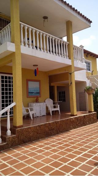 Casa En Venta Playa El Angel,isla De Margarita