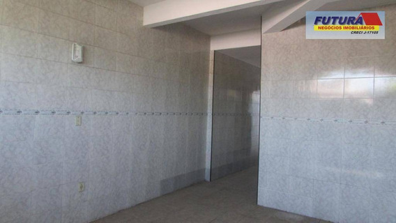 Casa Com 2 Dormitórios À Venda, 170 M² Por R$ 450.000,00 - Parque Bitaru - São Vicente/sp - Ca0420