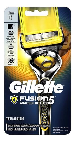 Aparelho De Barbear Gillette Proshield