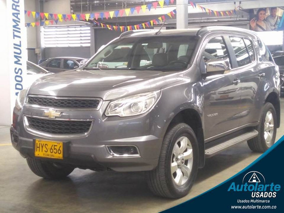 Chevrolet Trailblazer Ltz A/t 2.8