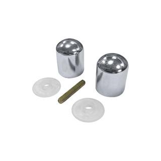 Puxador Alumínio P/ Box Alumínio Fosco 8010 Bemfixa