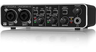 Umc202hd Interfaz De Audio Behringer Oferta En Stock