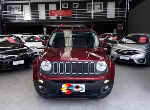 Jeep Renegade 2017 1.8 Longitude Flex Aut. 5p