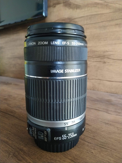 Vendo Essa Lente 55 250 Canon