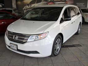 Honda Odyssey 2012 5p Exl Minivan Aut Cd Q/c