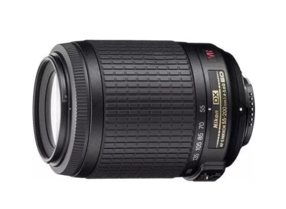 55-200mm F/4-5.6g If-ed Lente Nikon Af-s Dx Nikkor