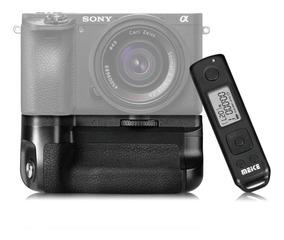 Grip Meike Para Sony A6300, A6000 + Controle Remoto
