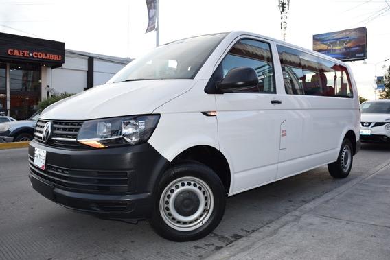 Volkswagen Transporter 2.0 Pasajeros Mt 140 Hp