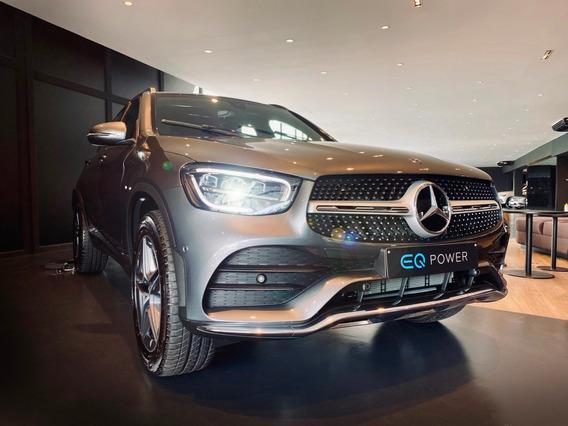 Mercedes Benz Glc 300 Eq Híbrida 4*4 At 2021 - 0km Gris