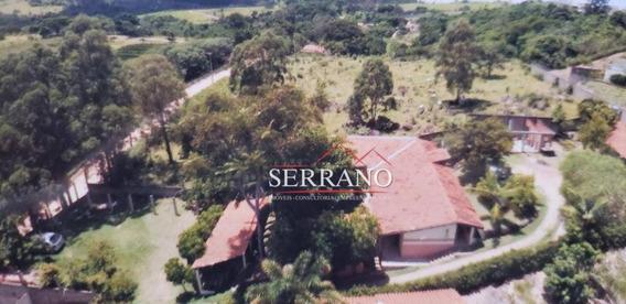 Chácara Para Alugar, 1870 M² Por R$ 2.800,00/mês - Monte Alegre - Vinhedo/sp - Ch0032