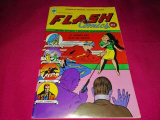 Flash Comics Showcase Numero 1 Editorial Vid 1999
