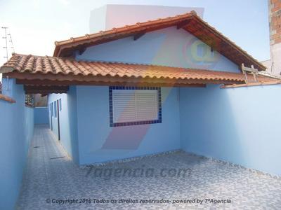 Ch54 Casa Nova Na Praia 2dorms Entrada De 16 Mil Financia