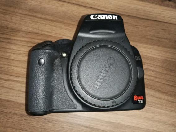 Câmera Fotográfica Para Iniciantes - Câmera Canon Rebel T1i