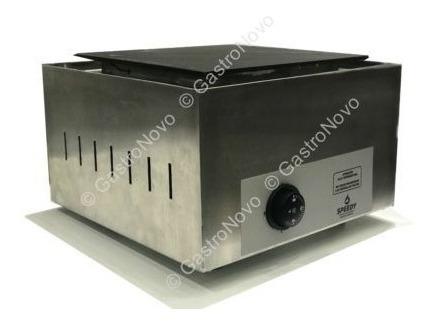 Anafe Industrial Eléctrico Una Hornallas 2,5 Kw