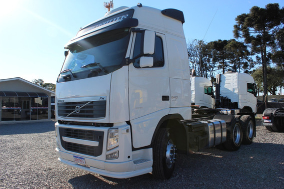 Volvo Fh 540 Globetroter 6x4 12/12