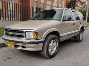 Chevrolet Blazer 4x4