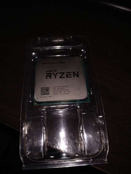 Amd Ryzen 3 2200g 3.5ghz Quad Core Am4