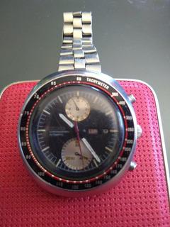 Reloj Seiko Cronografo Modelo 6138-0011 Japonés .