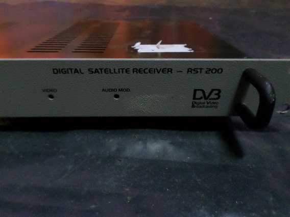 Digital Satellite Receiver-ast 200