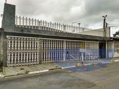 Casa Para Venda Em Poá, Vila Ocêania, 3 Dormitórios, 3 Suítes, 7 Banheiros, 2 Vagas - 609