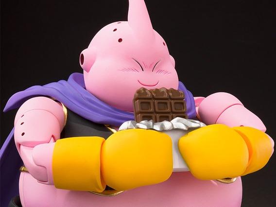 Dragon Ball Z S.h. Figuarts Majin Buu Zen / Fat - Boo